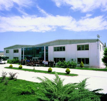 Balçık Factory Headquarters