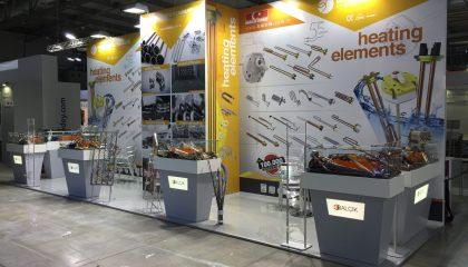 BALÇIK Heating Elements Exhibition Participation MCE Expocomfort 2016